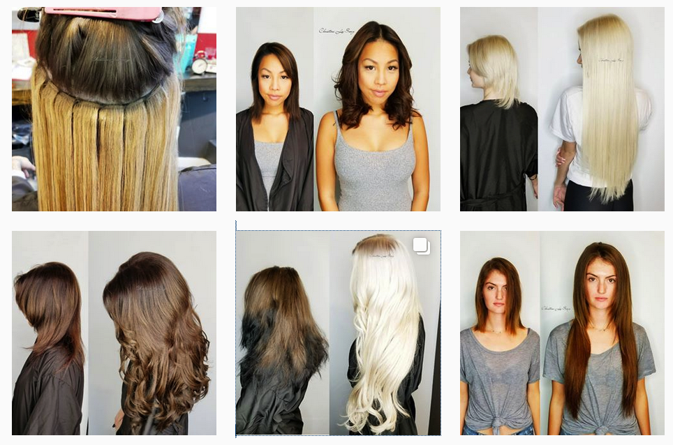 Vancouver Hair Extensions Hair Extensions